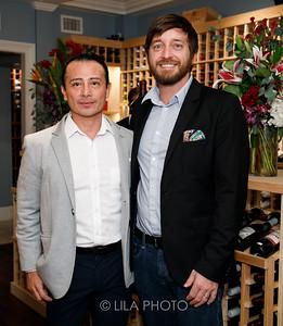 Juan Gomez, Brian Dorrian