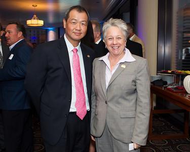 Chung Wong, Nancy Proffitt