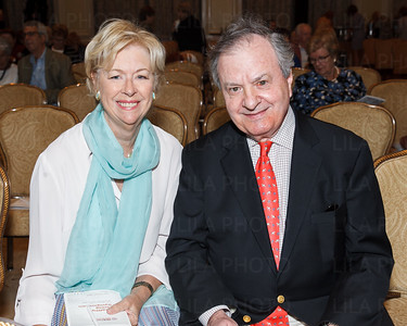 Wilma and Dr. John Schaefer © 2016 LILA PHOTO