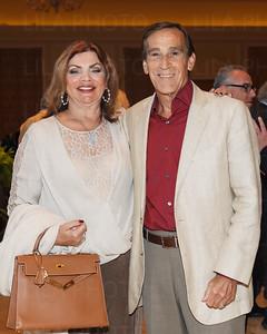 Marsha Squires, Ron Friedman