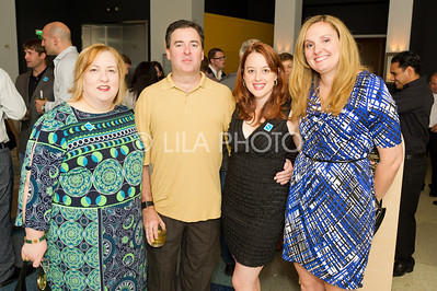 Sue Gibson, Scott Griffin, Jen Brown, Helen Pincus