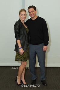 Amanda Herrick, Scott Skier