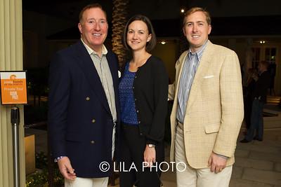 Bruce Langmaid, Allison Davis, Charles Poole