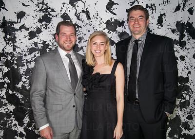 Beau Standish, Erin O'Mahoney, Kevin Smithies