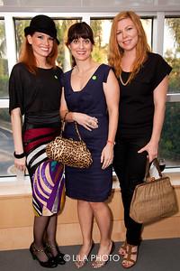 Sarah Gates, Jennifer McQuown, Tina Cerro