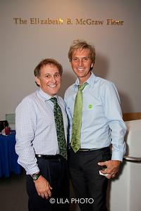 Rick Howard, Dr. Andrew Krinsky