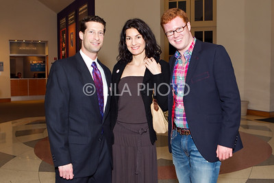 Steven Roth, Irina Mordasova, Wyatt Koch