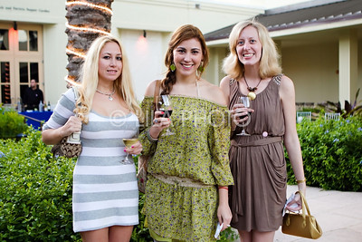 Ann Marie Lawrence, Fatima Parra, Jenna Haera