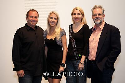 Montana Pritchard, Eliabeth Folmar, Kasia & Steve Johnson