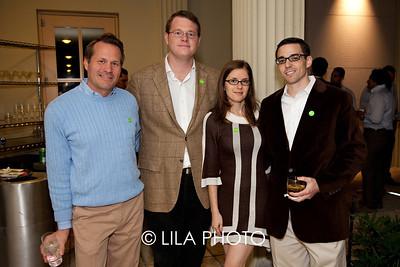 Scott Moses, Alexander Ives ,Shanna & Daniel Kahan