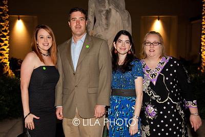 Jen Brown, Steve Eschelman, Xiomi Murray, Sue Gibson