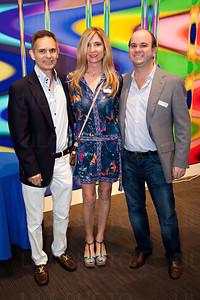 David & Dee Campobaso, Alexander Harvey