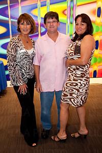Maria Martinez, Michael Odum, Leticia Gnazza