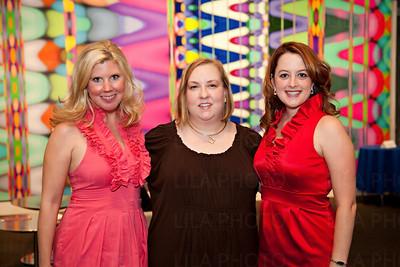 Natalie Dunn, Sue Gibson, Jen Brown