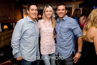 Michael Martirena, Cheri Mascitelli, Andre Correa; photography by LILA PHOTO