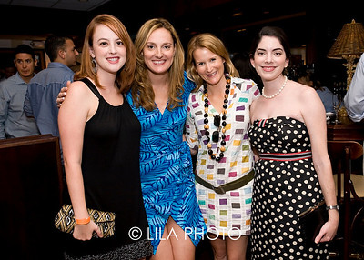 Jen Brown, Ellen Pincus, Stephie Rockwell, Xiomi Murray; photography by LILA PHOTO
