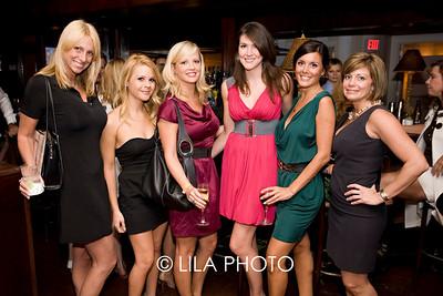 Lisa Saunders, Leai Michaud, Christine Legris,Lindsay Griffith,Sara Schafer, Damienne De Cristo; photography by LILA PHOTO