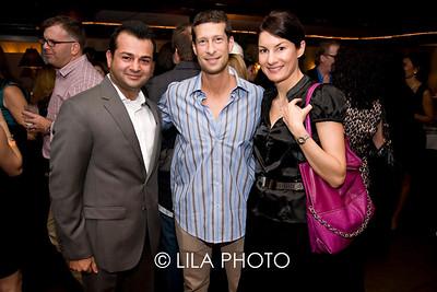 Zak Odhwani, Steven Rothenberg, Irina Floyd; photography by LILA PHOTO