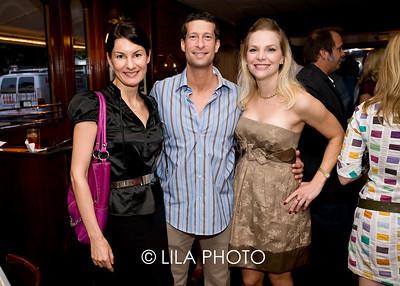 Irina Floyd, Steven Rothenberg, Joanna Ballarini; photography by LILA PHOTO