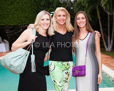 Kirsten Morris, Maureen Conte, Sara Burnes Trausneck
