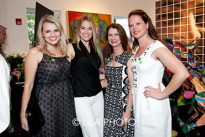Kristin Kellogg, Amanda Herrick Skier, Carol Kirchhoff, Nicole Kirchhoff