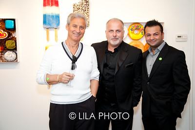Yulian Vetulovici, Michael Kagdis, Zak Odhwani