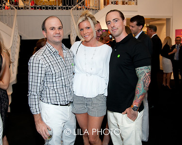 Alexander Harvey, Meredith Mason, Christopher Cristillo