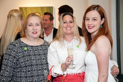 Sue Gibson, Ellen Paughan, Jen Brown