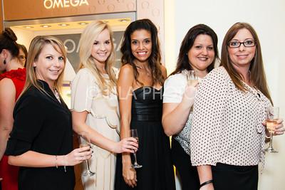 Jessica Ivers, Sarah Lawhead, Diana Alava, Angela Sarlo, Vanessa White