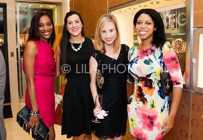 Dr. Pamela Love, Leah Yablong, Emily Sawyer, Jillian Kaiser