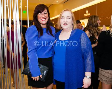 Andrea Sayger, Sue Gibson