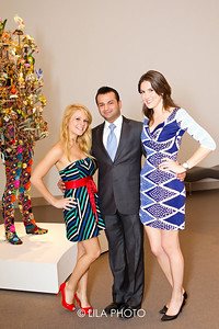 Leai Michaud, Zak Odhwani, and Lindsay Griffith