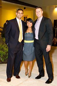 Samir Qureshi, Cherryl Cannon, Steve Streahle