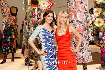 Lindsay Griffith and Cheri Mascitelli