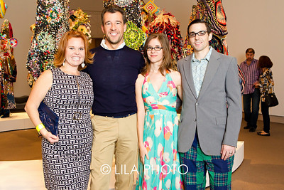 Erin Ryan, Matthew Howland, Shanna and Daniel Kahan