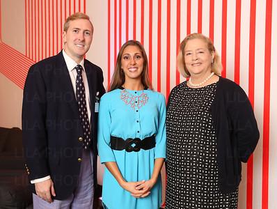 Charles Poole, Sara Burns, Hope Alswang