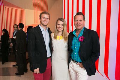 Taylor Smith, Kristin Kellogg, Scott Moses