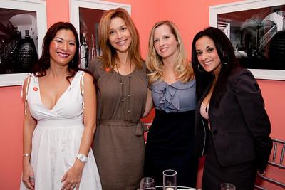 Tanya Schwartz, Amy McGill, Christine Legris, Stacy Ortiz