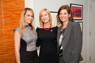 Tracy Whalen, Rachel Glasser, Stefanie Shelley