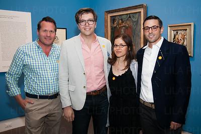 Scott Moses, Jeff Sheldon, Shanna & Daniel Kahan