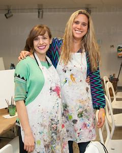 Hayley Sheldon, Linda Tate