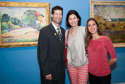 Steven & Irina Rothenberg, Sara Burns