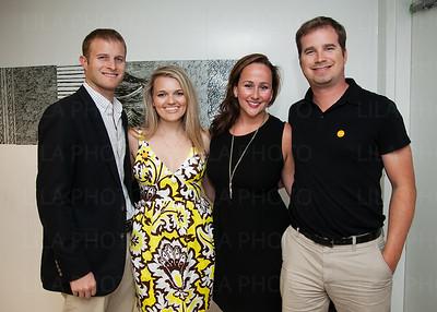 Taylor & Kristin Kellogg Smith, Rachel Strassner, Dan Tessoff