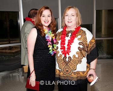 Jen Brown, Sue Gibson