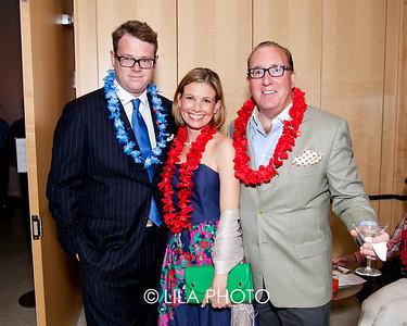 Alexander Ives, Sarah Gates, Bruce Langmaid
