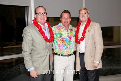 Bruce Langmaid, Scott Moses, Charles Poole