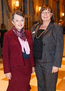 Laurel Baker, Christine Corrigan