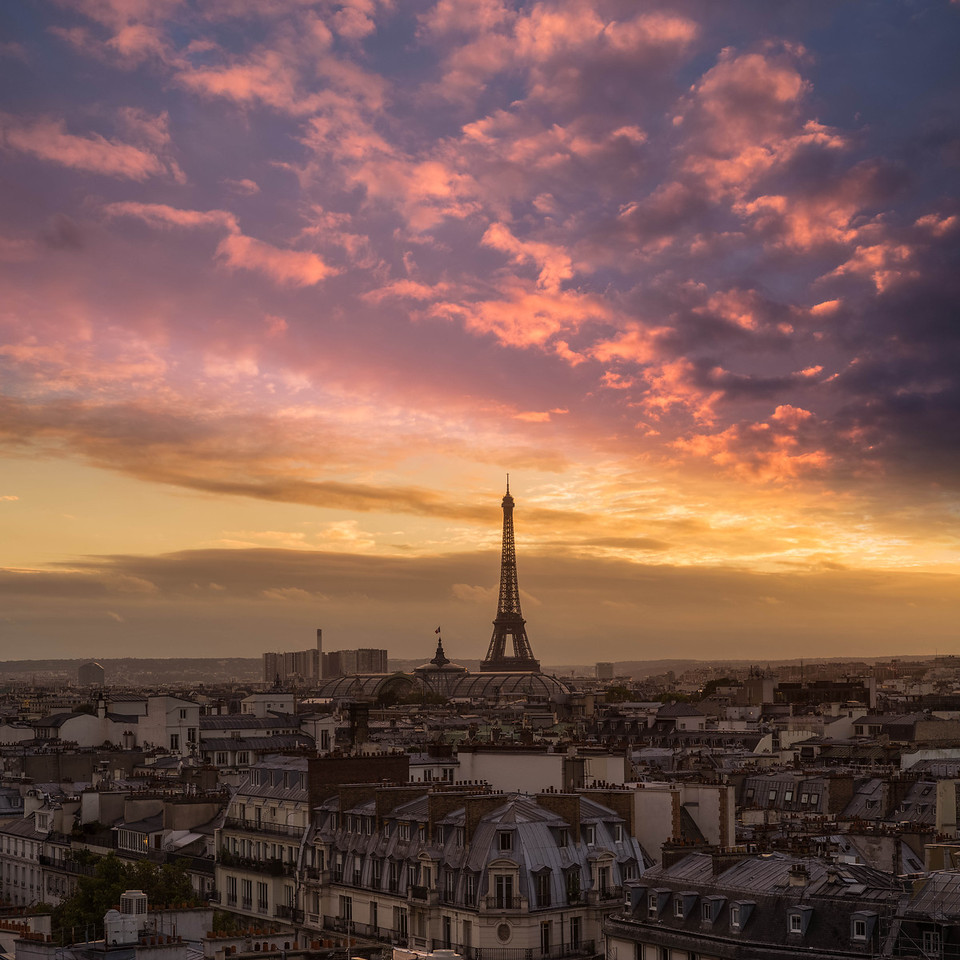 Glory Over Paris
