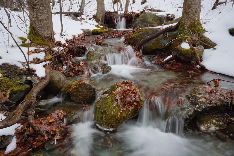 Ira Vermont Creek