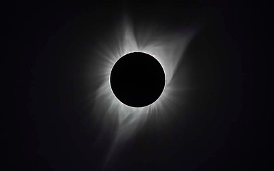 Solar Eclipse Aug 2017 - Totality